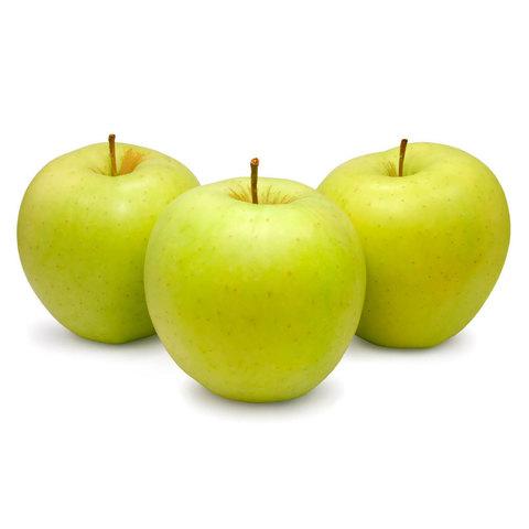 Яблоки вес голден